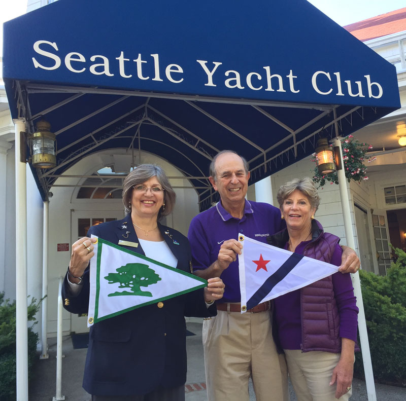 Stillwater Yacht Club - Burgee Exchanges
